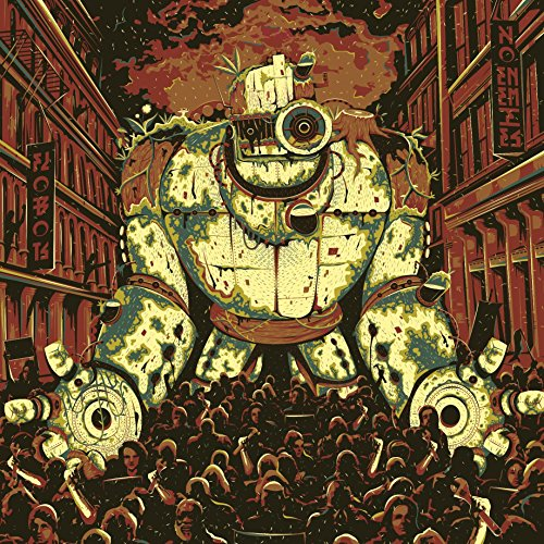 Flobots - Noenemies - REPACK - CD - FLAC - 2017 - FORSAKEN Download