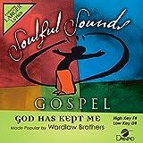 wardlaw brothers - God Has Kept Me [Accompaniment/Performance Track]
