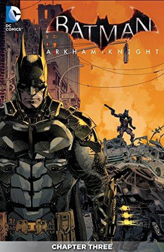 Batman Villain Scarecrow - Batman: Arkham Knight (2015-2016) #3 (Batman: Arkham Knight (2015-))