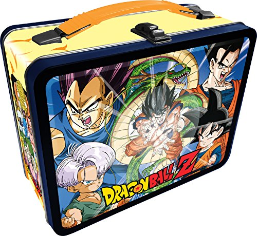Aquarius Dragon Ball Z Battle Gen 2 Tin Storage Fun Box