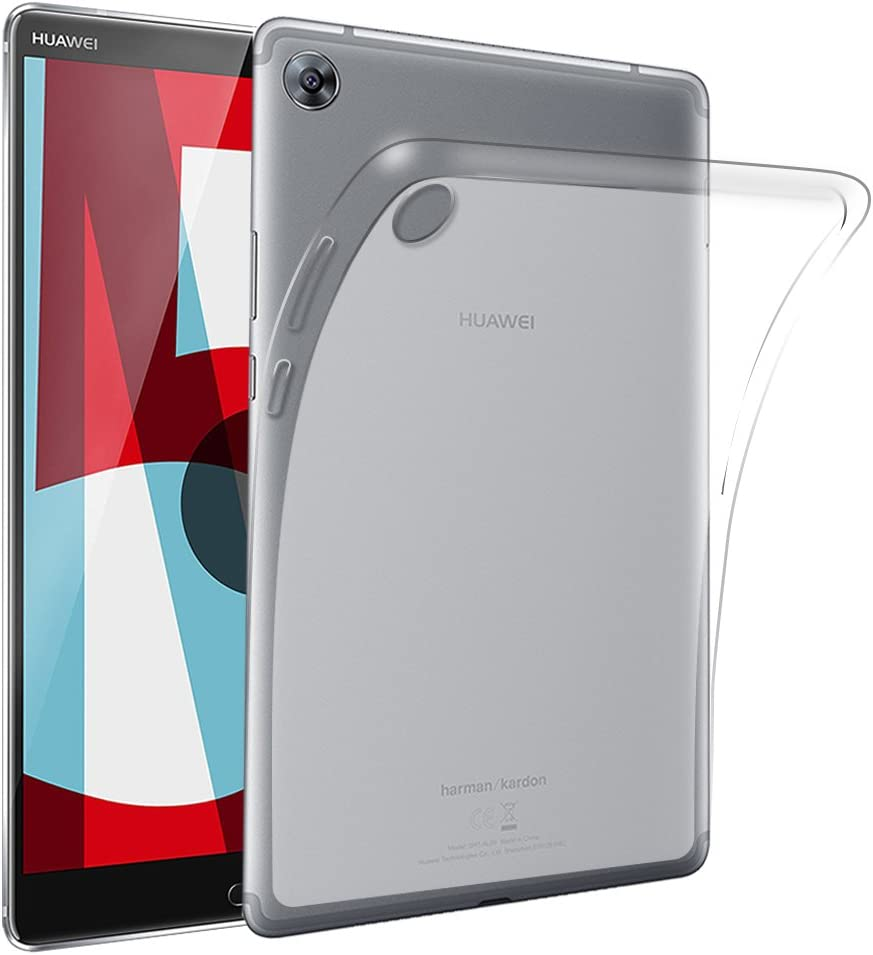 Gosento Huawei Mediapad M5 Hülle Tpu Case Soft Computer Zubehör