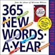 365 New Words-A-Year 2017 Page-A-Day Calendar