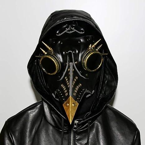 Máscara de Doctor Plaga Steampunk HIZZEEN