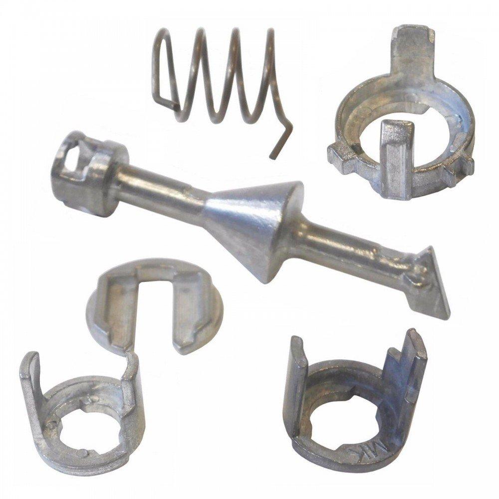 Autoparts - Kit reparacion Cerradura Puerta Izquierda y Derecha E81 E82 E87 E88