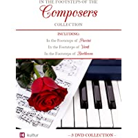 In The Footsteps Of Great Composers Collection (3 DVD)