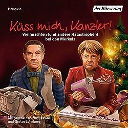 Küss mich, Kanzler! Weihnachten (und andere Katastrophen) bei den Merkels