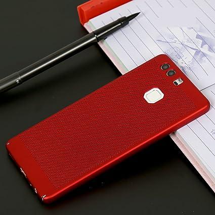 Yunbaozi Funda Huawei P9 Plus Hard Protective Case Carcasa ...