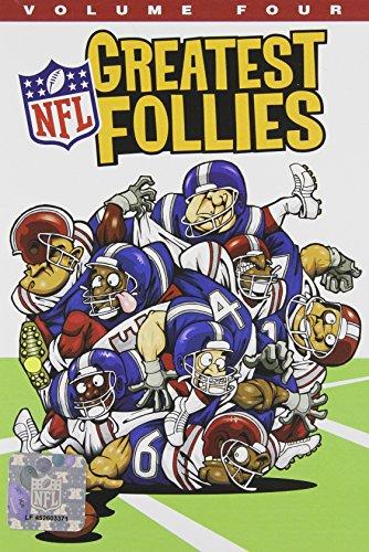 NFL Greatest Follies, Vol. 4 (2009 Nfl Player)