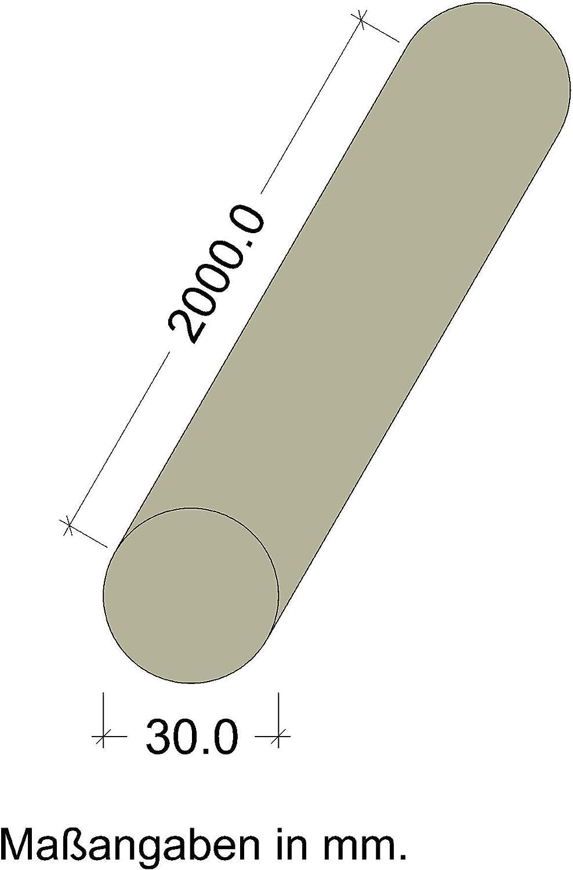 Gedotec Varilla Redonda Bastones Beech Hechos a Mano | Longitud de Barras Redondas 1000 mm | Palos Madera estables Hecho Alemania | Troncos Manualidades y jardín - 10 Piezas (12x1000mm): Amazon.es: Hogar