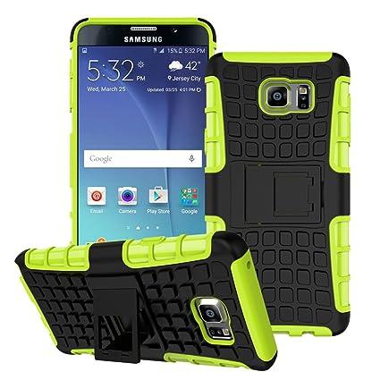 Amazon.com: EMAXELER - Carcasa híbrida para Samsung Galaxy ...