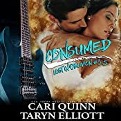 Consumed: Lost in Oblivion, Book 3.5 | Taryn Elliott, Cari Quinn