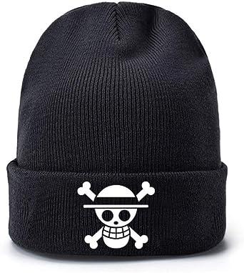 Maneray Sombrero de Paja de Una Pieza Anime Gorras Tejidas ...