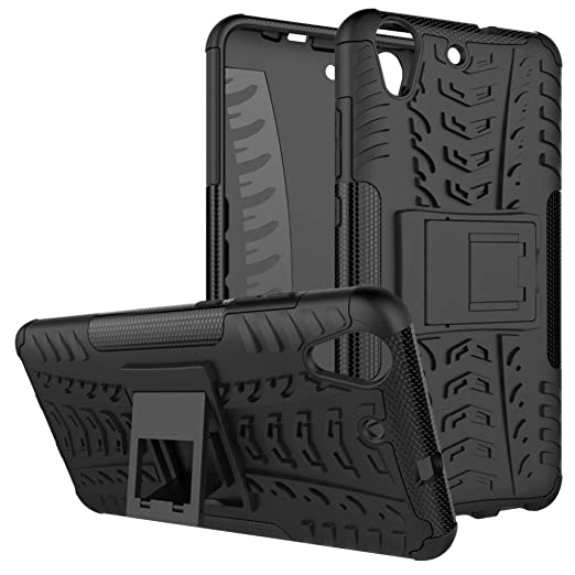 27 opinioni per HUAWEI Y6II Cover Hybrid DWaybox Rugged Heavy Duty Armor Hard Back Cover