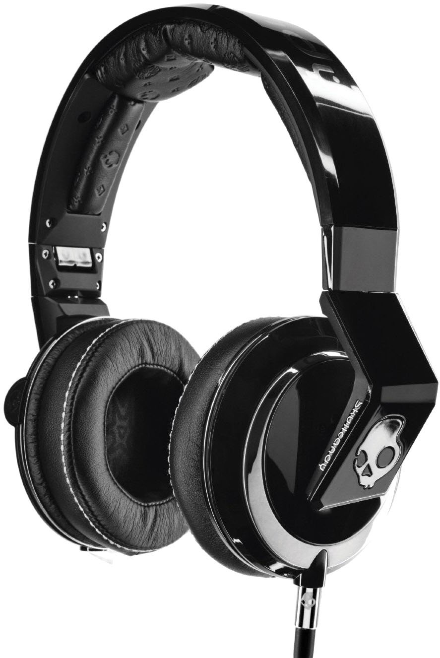 Skullcandy MixMaster Mike Professional Over-Ear DJ Headphones - Black