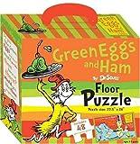 Green Eggs and Ham Floor Puzzle