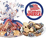 Barbaras Cookie Pies LLC 4th of JULY/CELEBRATE AMERICA BUTTER COOKIE ASSORTMENT