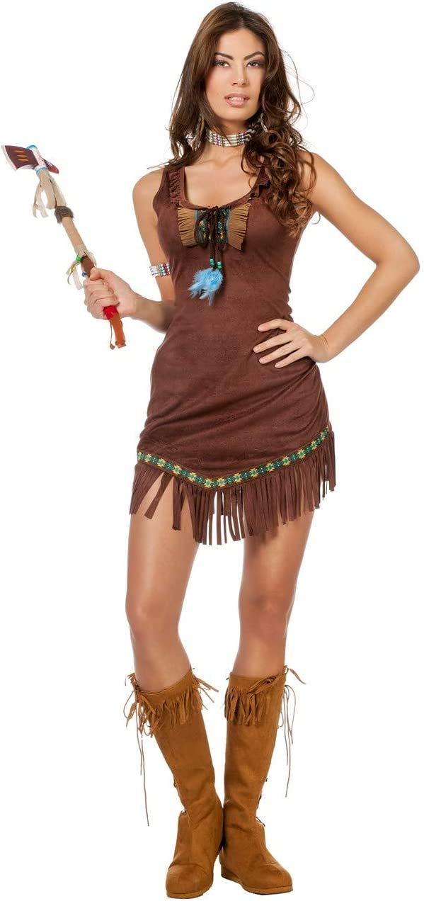 Disfraz india sexy mujer M/L (42): Amazon.es: Juguetes y juegos