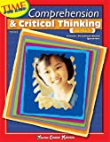 Comprehension and Critical Thinking, Level 6, Sarah Clark, 0743933761