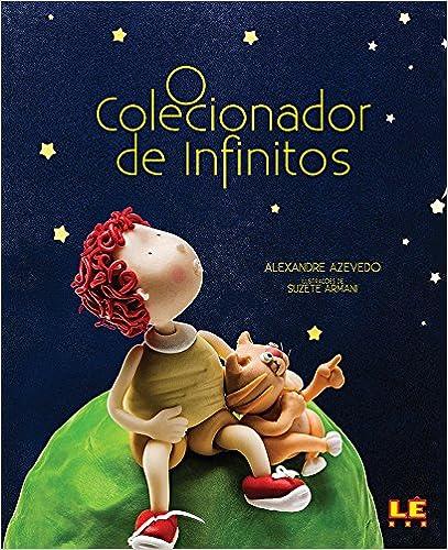 Book O Colecionador de Infinitos