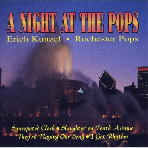 buglers holiday by erich kunzel amp the rochester pops on