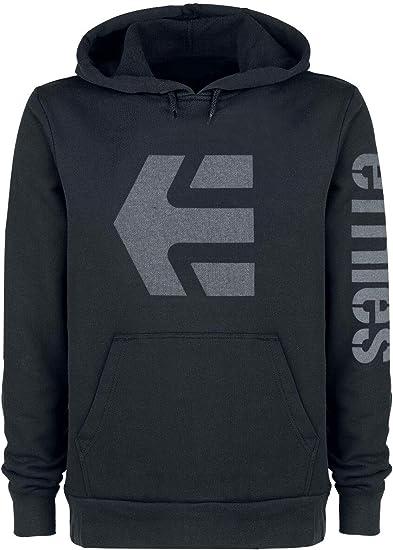 : Etnies Men's Icon Hoodie: Clothing