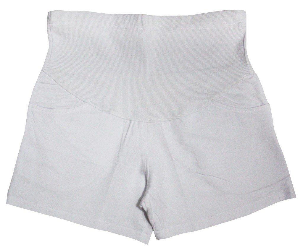 Petitebelle Pregnant Maternity Women Over Bump Short Pants MP00005