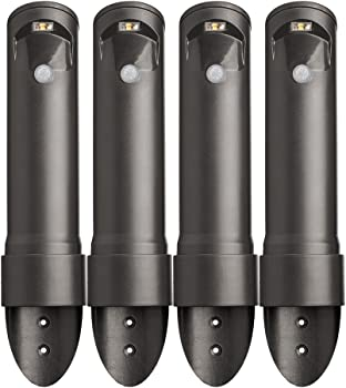 4-Pack Mr. Beams MB564 Wireless LED Path Light