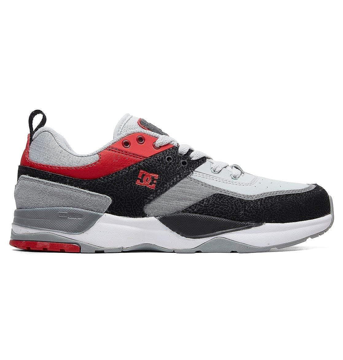 noir Athletic rouge Battleship 38 EU DC chaussures E.tribeka, E.tribeka Homme