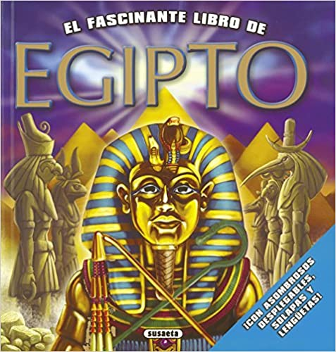 El fascinantes libro de Egipto