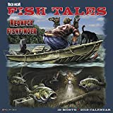 Buck Wear s Fishing Tales 2019 Wall Calendar
