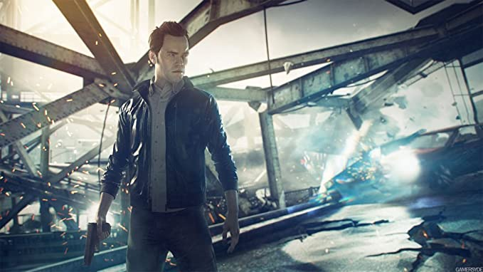 Quantum Break - Timeless Collectors Edition: Amazon.es: Videojuegos
