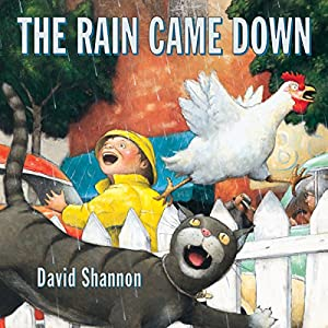 The Rain Came Down Audiobook