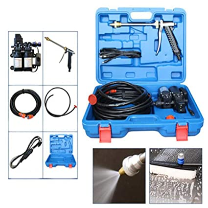 Portable High Pressure Washer Car Electric Washer Pump with 10M