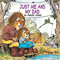 Mercer Mayer's Little Critter is going on a camping trip with his dad in this classic, funny, and heartwarming book. Whether he and his dad are canoeing, fishing, or building a campfire, parents and children alike will relate to this beloved ...