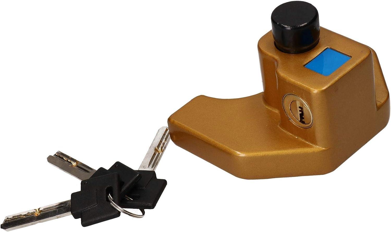AB Tools Trailer Hitch Coupling Lock//Caravan Security Lock for Pressed Steel Couplings