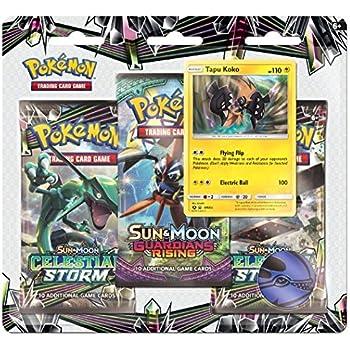 Amazon.com: Pokemon 165-80423 Sun & Moon-- Forbidden Light ...