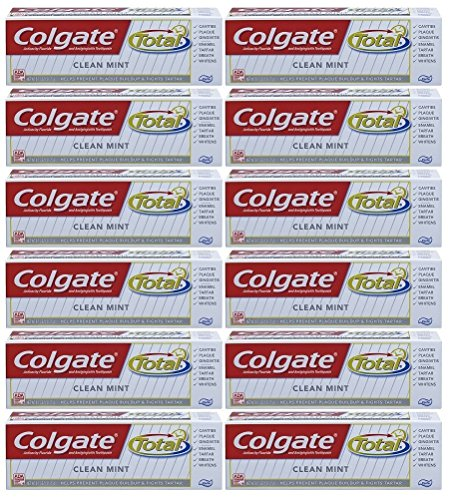 colgate-total-clean-mint-toothpaste-075-oz-travel-trial-size-pack-of-12