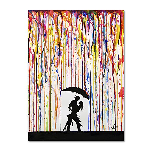 Tempest by Marc Allante, 24×32-Inch Canvas Wall Art