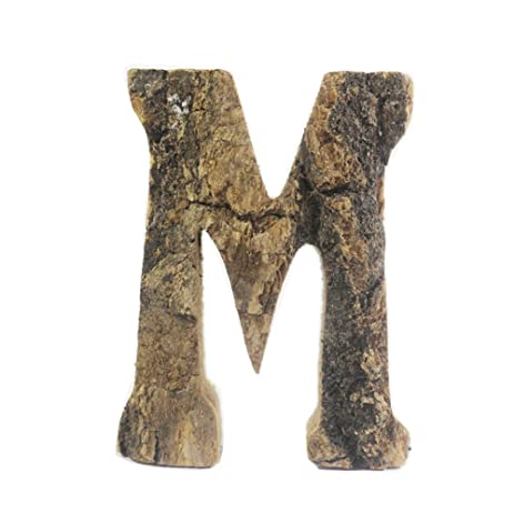 vintage wood alphabet letters wall sign wooden letter m hanging sign for wedding party