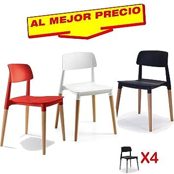 Sillas de comedor modernas precios silla de comedor de for Sillas modernas precios