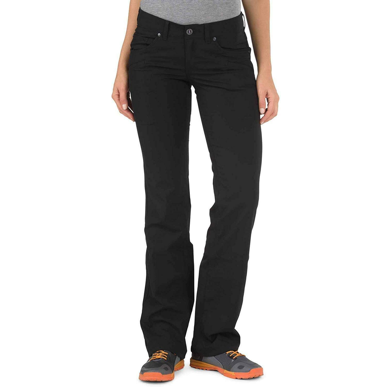 5.11 Tactical Women's Cirrus Pant, Black, 20/Long by 5.11