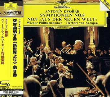 Amazon   ドヴォルザーク:交響曲...
