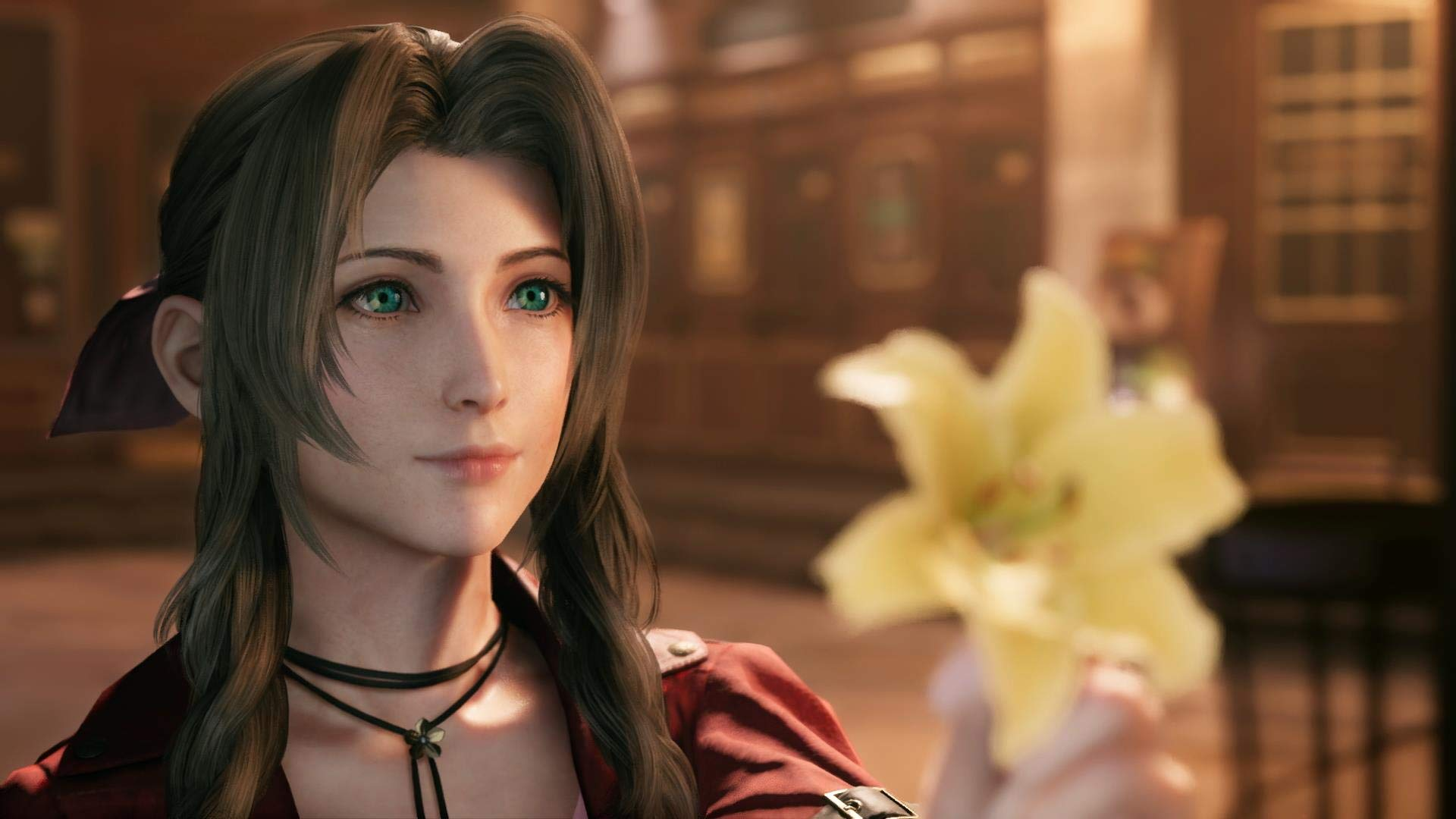Final Fantasy VII Remake - PlayStation 4 Deluxe Edition by Square Enix (Image #6)