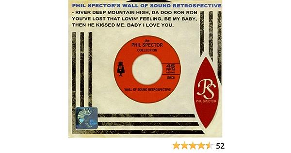 Phil Spectors Wall Of Sound Retrospective Phillies Sound 1961-1996