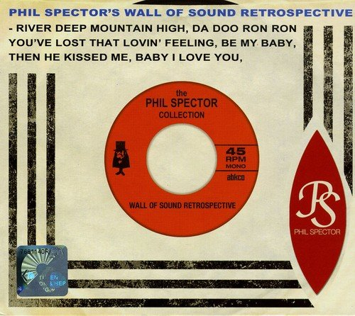 Phil Spector Wall Be super welcome of Long Beach Mall Retrospective Sound 1961-1996 Philles