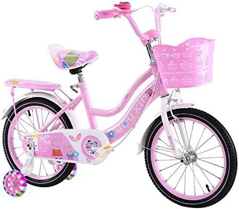 Xiaoping Bicicleta for niños Nueva Bicicleta de 14 Pulgadas / 16 Pulgadas Bicicleta de Vacaciones for Vacaciones ...