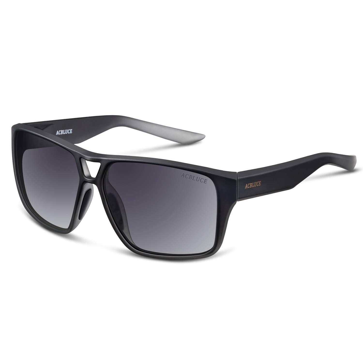 ACBLUCE Polarized Sports Sunglasses for Men Women UV Protection TR90 for Baseball Driving Running Cycling Fishing Golf