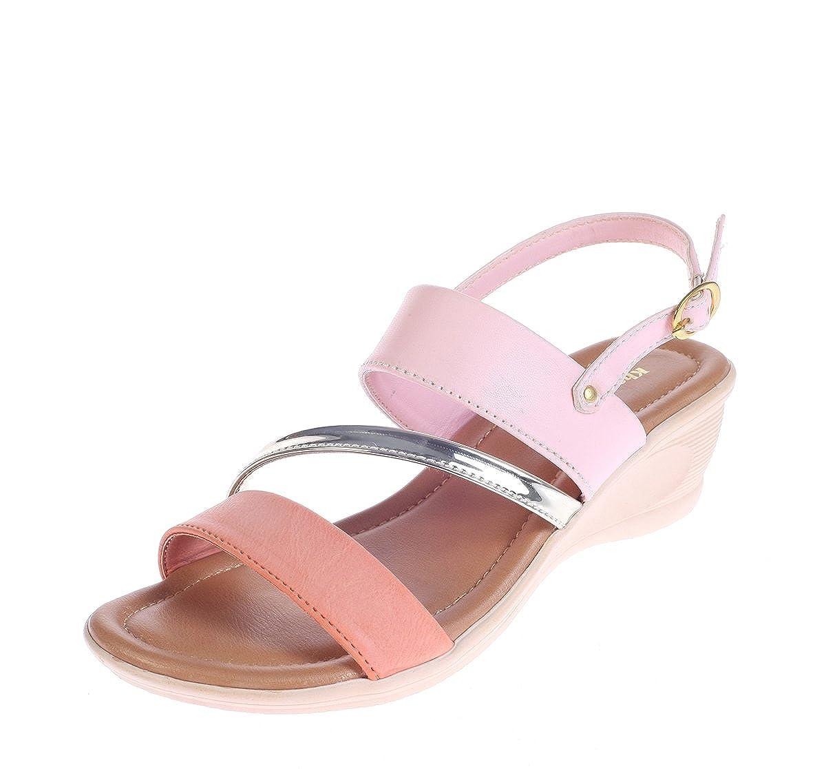 Khadims Womens Faux Leather Heels: Buy