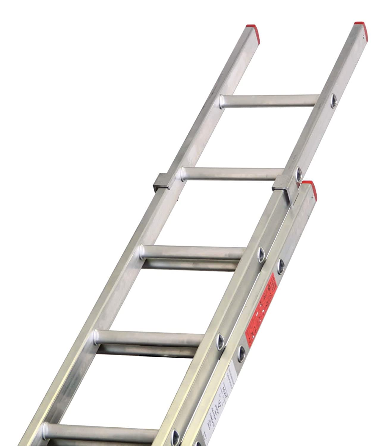 Henry's Lyte DIY Extension Ladders - HBD235. 2 Section Leaning Ladder. Extends to 5.9m. Superior domestic extending ladder Manufactured with comfortable large 'D' shaped rung Henry' s-Lyte