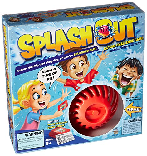 (Splash Out Game, Multicolor)